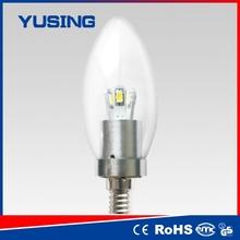E14/E27 LED lamp 3W