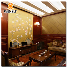 China Wholesale Merchandise Spring Fabric Wall Disply