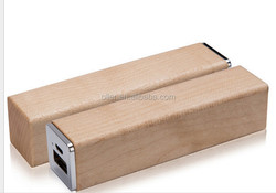 OLIER new and wood mobile power pack 2000 mah from ebay supplier