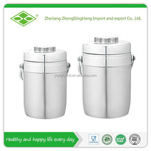 Wholesale 2.0L Keep Food Warm Stainless Steel sunrise food container