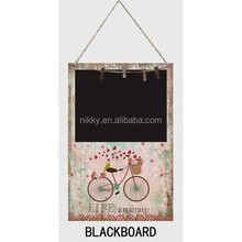 LATEST STYLE VINTAGE CHALKBOARD, BLACK CHALKBOARD PAINT WITH CLIPS