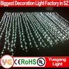 festoon lighting led light curtain for wedding christmas family led christmas lights curtain