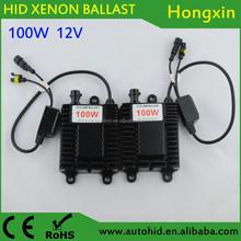 35W 55W 100w 12V 24V car hid xenon ballast