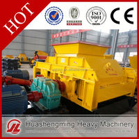 HSM CE double roll crusher /roller crusher for mining