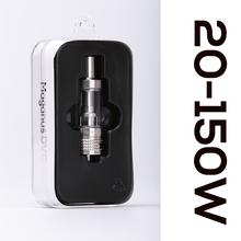 Vapeston Maganus 2015 vaporizer 0.2ohm sub ohm tank dual coil atomizer smoking pipes vapor