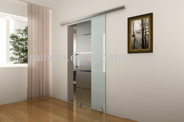 Commercial aluminium sliding door hardware buy barn door for Commercial interior sliding doors