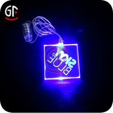 New For 2016 Halloween Decoration Glowed Lighted Up Necklace