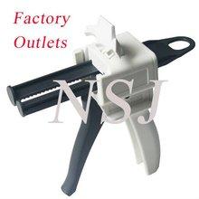 Pistola de silicona Dental