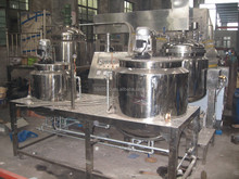 Popular mixer vacuum emulsifying homogenizer,temperature control food emulsifierenizer,homogenizer for mayoing