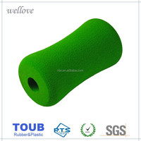 sponge rubber foam grip for gym equipment