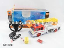5ch R/C police car with light and battery charge