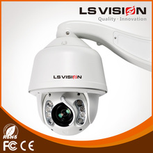 LS VISION LS-IPT6206AT 2014 best quality ptz security camera 1080p full hd cctv ip camera