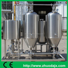 100L Beer machine manufacturer,factory turnkey brewery,one stop service