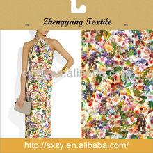 High quality digitally printed textile fabric