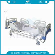 AG-BM103 CE With four ABS handrails cheap hospital electric sofa bed