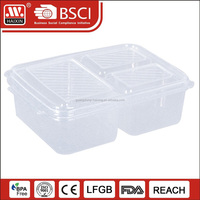 food plastic container /disposable food containers wholesale/ heat seal food bag