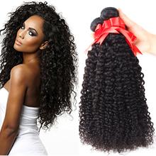 Crochet braids with human hair, kinky curly malaysian hair bundles, Unprocessed wholesale virgin malaysian hair