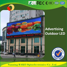 High Cost-effective outdoor led manufacturers in china p6