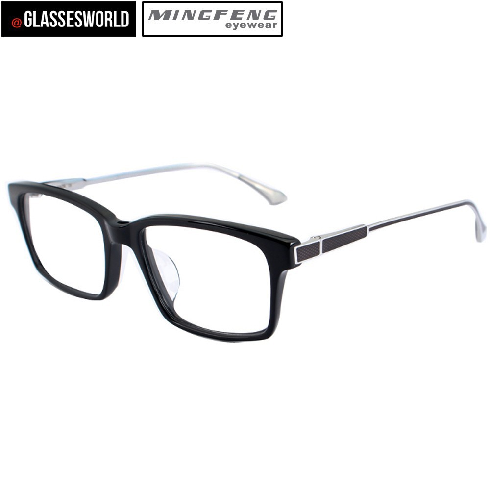 Eyeglass Frame Designers : Custom Designer Eyeglasses With Acetate And Titan Frame ...