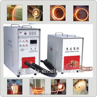 Induction Electric Boiler Heating for surface hardening
