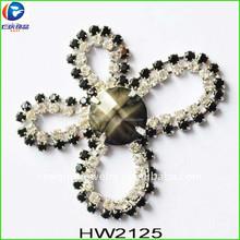 رن تشينغ مصنع الأحذية hw2125 الفراشة كوكتيل ملابس والاحذية والحقائب مطابقة الزينةديكورات جوهرة
