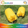 New Arrival Design Waterproof Bag for outdoor sporting entertainment Yellow bag