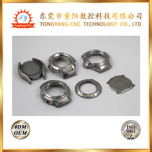 Nonstandard metal material cnc parts precision machining parts high precision CNC machined turned parts