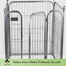 home using dog kennel.iron powder coated dog kennel