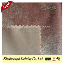 Brand new upholstery high quality plain dye lining fabric for sofa