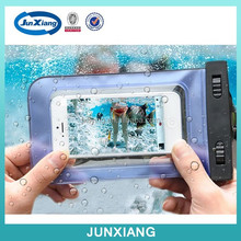 Mobile Phone PVC Waterproof Bag for Phone