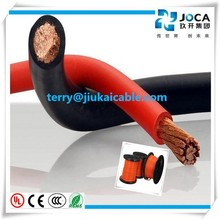 CE approved welding cable specifications flexible copper 35mm2