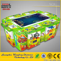Original IGS catch fishing game machine Dragon King USA
