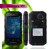 2015 new year gift Waterproof smartphone 4.0 inch Discovery V6+ download games china mobile phone