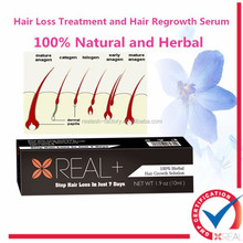 Best useful prevent hair fall product----REAL PLUS hair growth and cure bald head serum
