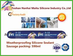Silicone building sealant/exterior & interior use/silicone sealant price