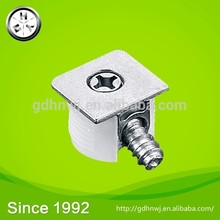 With Germany machine New design cabinet shelf clips plastic