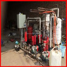 10ppm sulfur lowest oil distillation type Q345R safe Waste Oil Distillation Machine