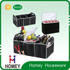 Wholesale Heavy Duty Custom Made Cloth Hot-Selling Car Trunk Storage Box