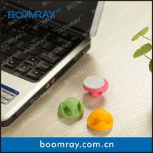 boomray factory 2014 promotional TPR colorful multipurpose cable management handmade soap gift pack