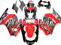 Fairing kit for KAWASAKI Ninja 250R EX 250 2008 2009 2010 2011 EX250 08 09 10 11 red Black