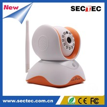 Home Surveillance Wireless 2cu software 32G TF card support Security Camera