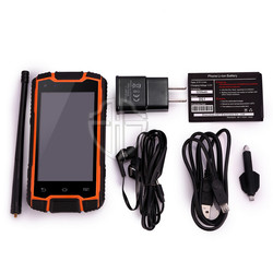 IP68 waterproof rugged unique shape mobile phone android GSM CDMA octa core landrover a9 rugged smart phone