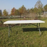 Outdoor Furniture General Use and Outdoor Table Specific Use Foldable Table