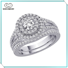 Factory Manufacturing women ring set