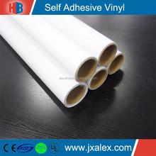 100micron/120gsm PVC Self Adhesive Vinyl,Solvent Self Adhesive Vinyl Rolls,Self Adhesive Vinyl For Outdoor Advertising