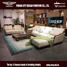 Dubai design high end classical sectional sofa