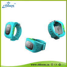 Smallest Tracking Kid Phone 2 way communication Smart talking Watch