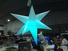 Advertising Inflatables stars for Party/KTV decoration