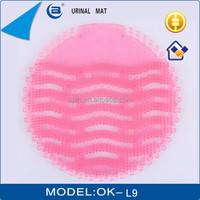 2.0 wave deodorizing urinal screen OK-L9 for male toilet
