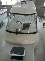 classic fiberglass cabin fishing boats with the best quality